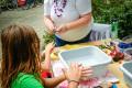 Filzen - Lind Horn Kinderclub - Projekttage