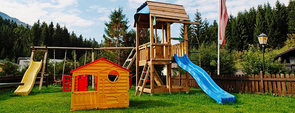 digruber-Gasthof - Camping Digruber Lackenhof - Spielplatz