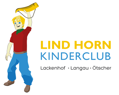 Logo - Lind Horn Kinderclub - Lackenhof / Langau / Ötscher