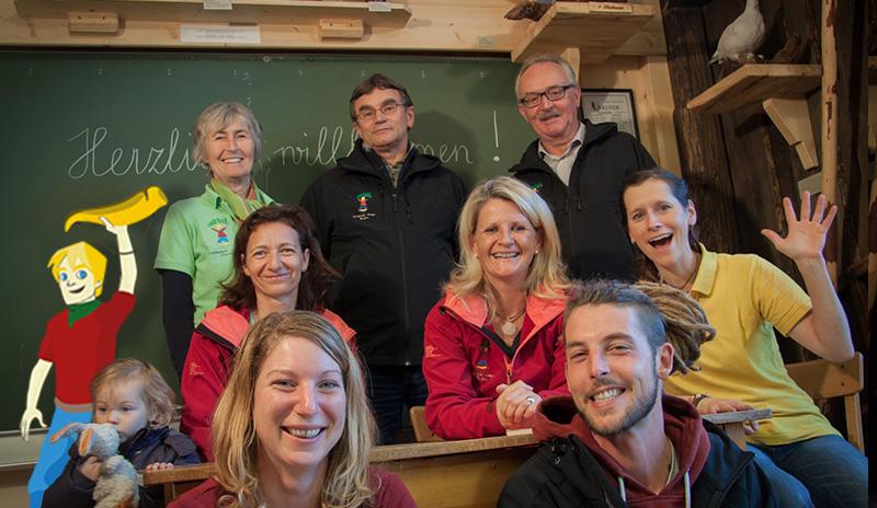 Lind Horn Kinderclub Team - Projektwoche & Projekttage in Lackenhof, Niederösterreich